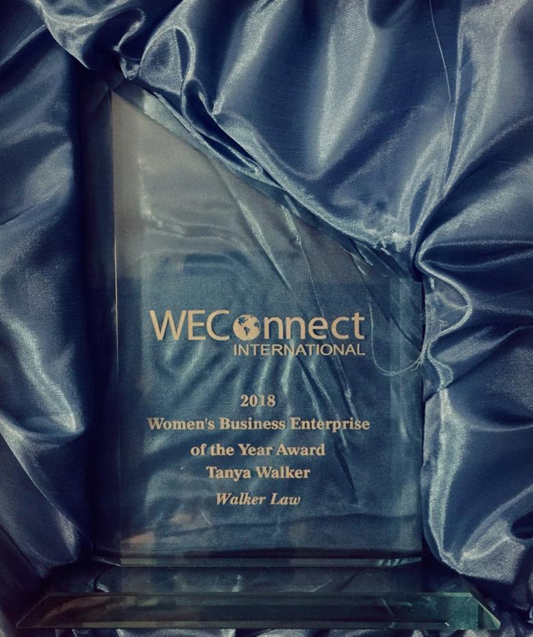WEConnect Award