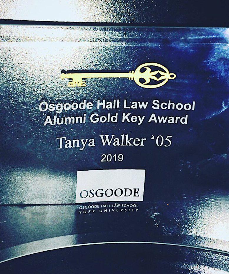 Osgoode Alumni Gold Key