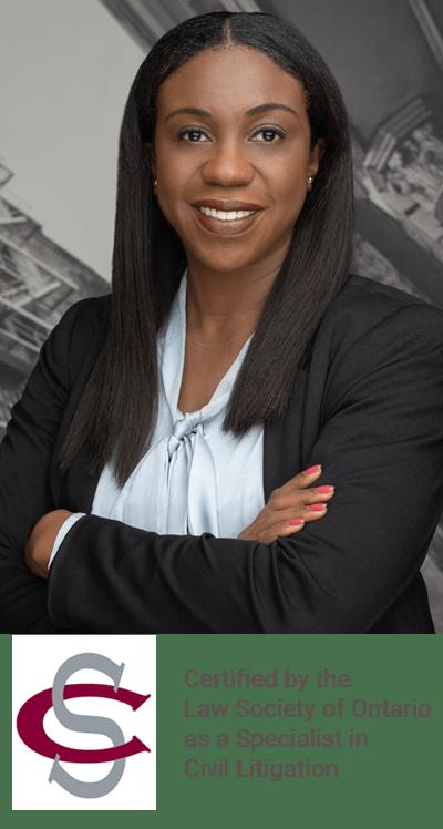 Tanya Walker | civil litigator | litigation lawyer