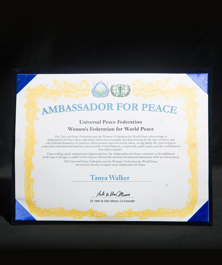 Universal Peace Federation