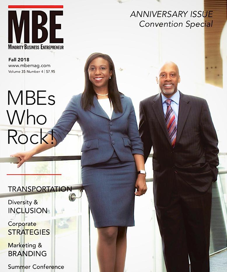 Minority Business Entrepreneur