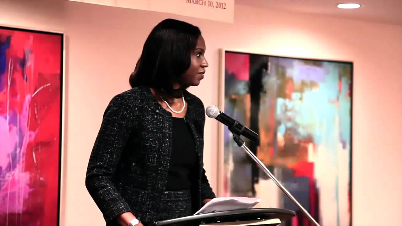 United Nations, International Women's Day Speech, Tanya Walker